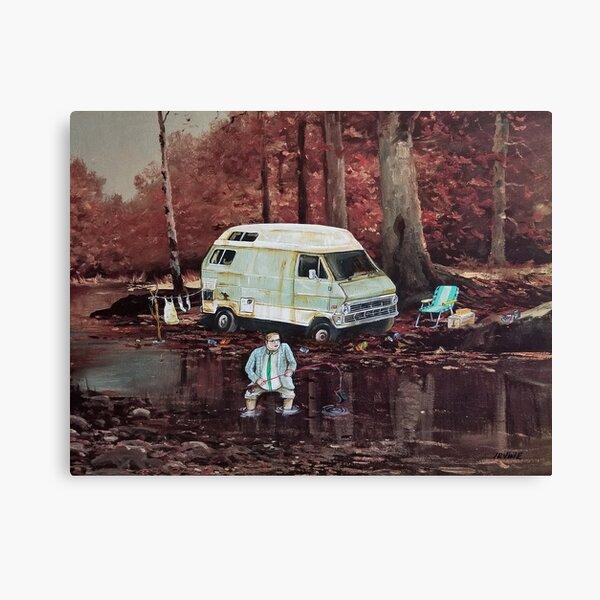 Van Life Canvas Print