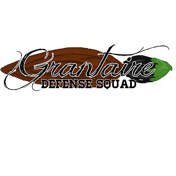 Grantaire Defense Squad by rachherself