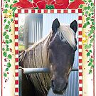 Horsey Christmas by Adah