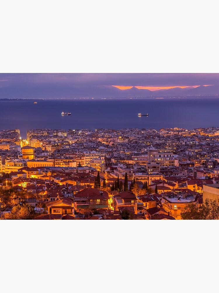 Thessaloniki, Greece by bertbeckers