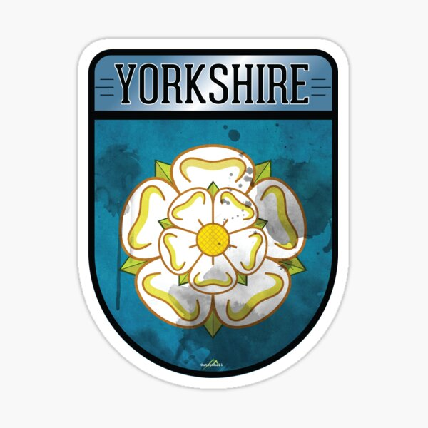 Yorkshire Car Flag Yorkshire County York Rose Day Tour De Yorkshire Accessory