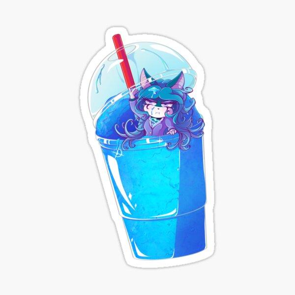 Sapphire Freeze  Sticker