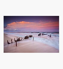Dicky Beach, Queensland Photographic Print