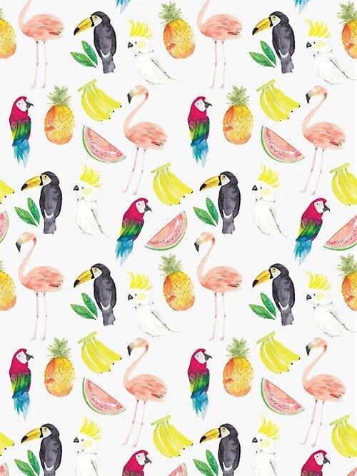 jungle pattern by Orly Gonsalves