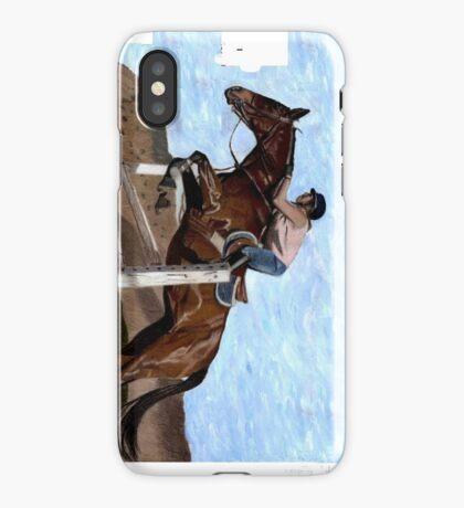 Horse Jumper iPhone Case iPhone Case