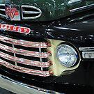 a Mercury truck by deville