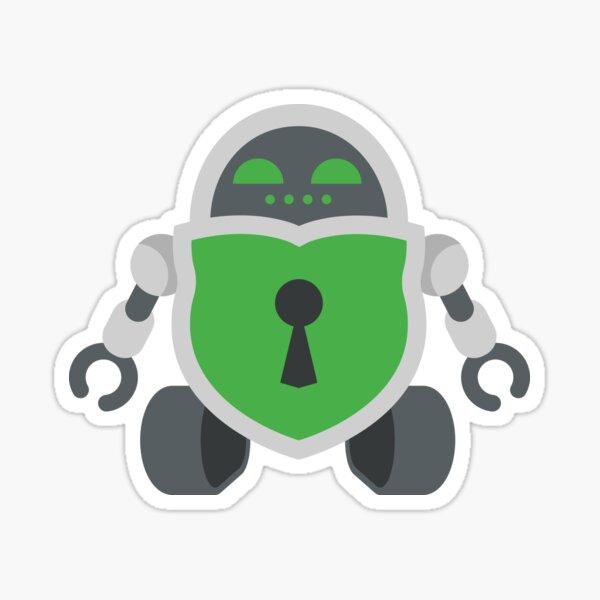 Cryptobot Sticker