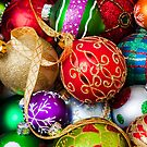 Assorted beautiful ornaments by Garry Gay