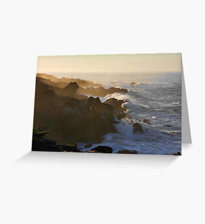 The Sea Greeting Card