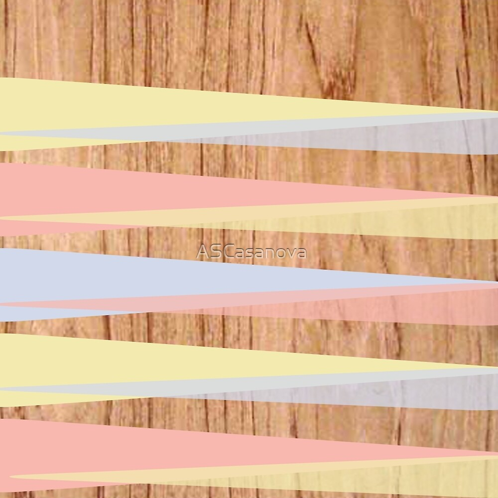 Wood triangulate by ASCasanova
