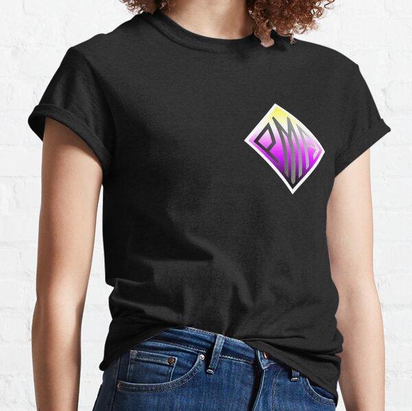 PMA Non-binary Flag colors Classic T-Shirt