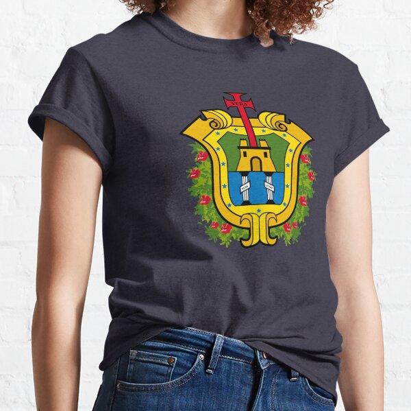 Coat of Arms of Veracruz, México Classic T-Shirt