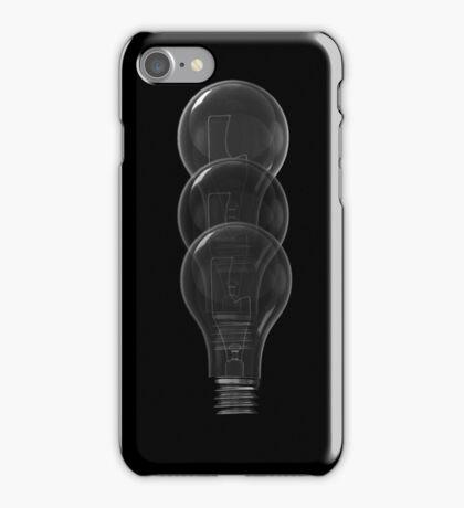 3 ihpone bulbs iPhone Case/Skin
