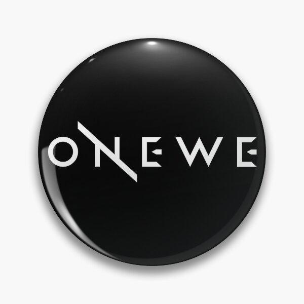 ONEWE KPop HD Logo Pin