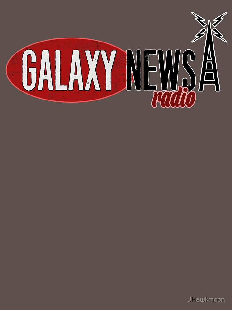 Galaxy Nachrichten Radio Logo von JHawkmoon