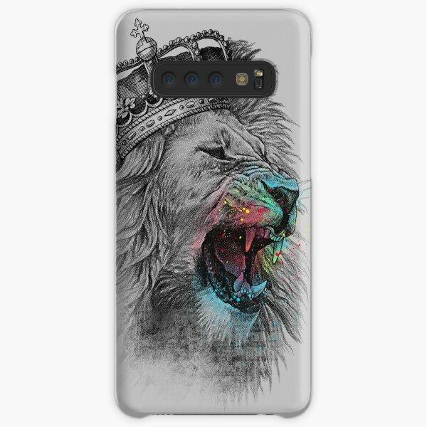 King Lion Samsung Galaxy Snap Case