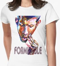 Formidable (Dark)  Women's Fitted T-Shirt