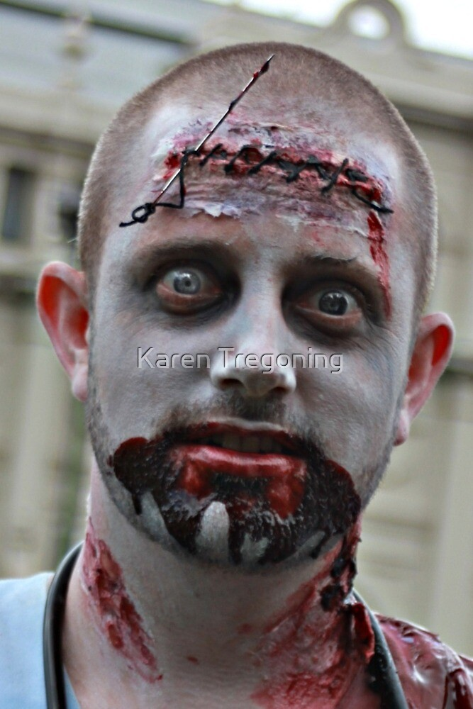 Doctor Death by Karen Tregoning