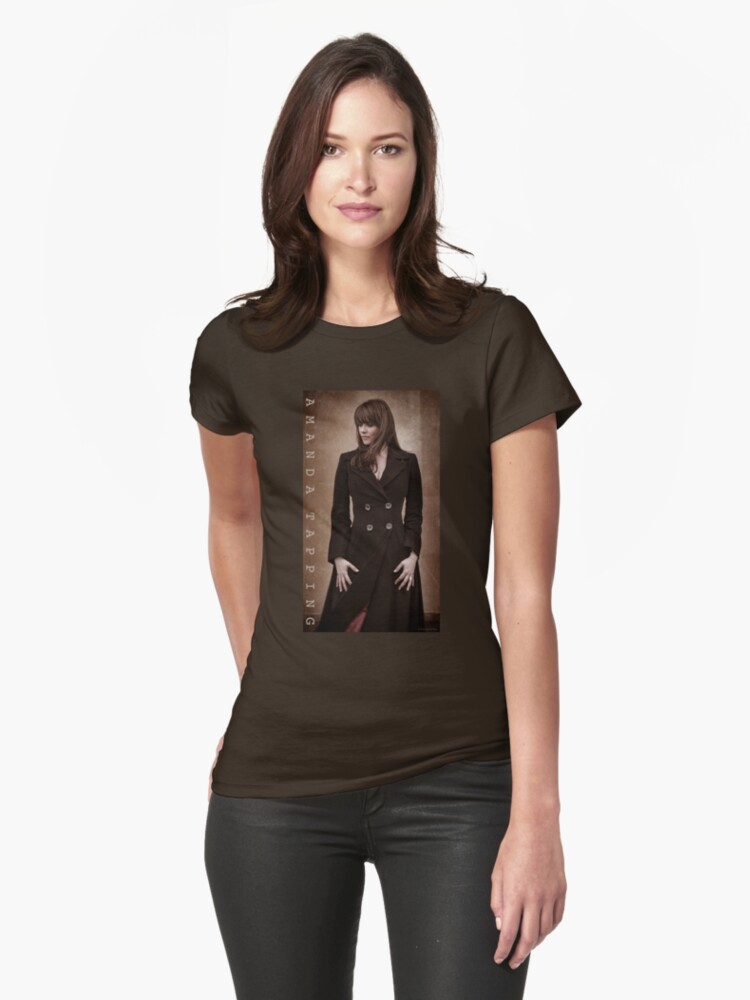 Amanda Tapping - The T-Shirt! by Filmart