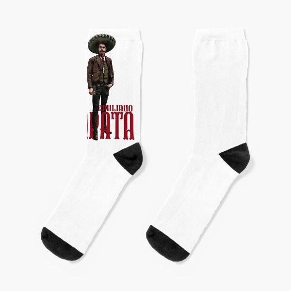 Emiliano Zapata Socks