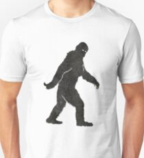 Grunge Sasquatch Bigfoot T Shirt Unisex T-Shirt