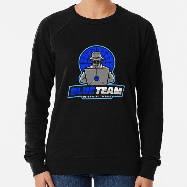 Blue Team - Defense by Offense Lightweight Sweatshirt