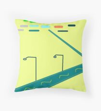 This is titled 'Honey' Throw Pillow
