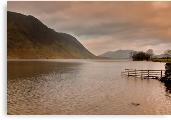 Morning at Buttermere by Trevor Kersley