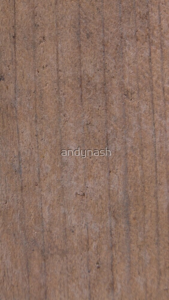 Wood Grain by andynash