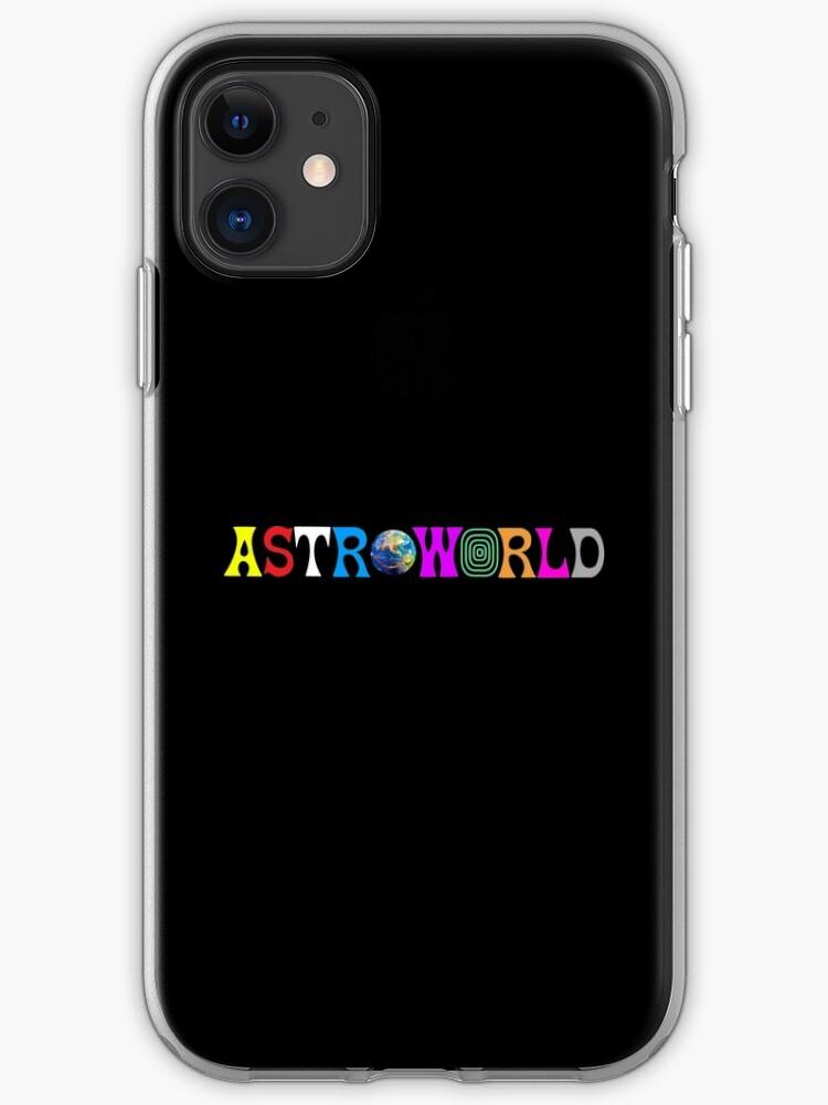 coque iphone 8 astroworld
