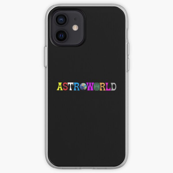 astroworld Coque souple iPhone