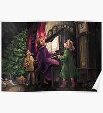 Christmas Sing Along Poster