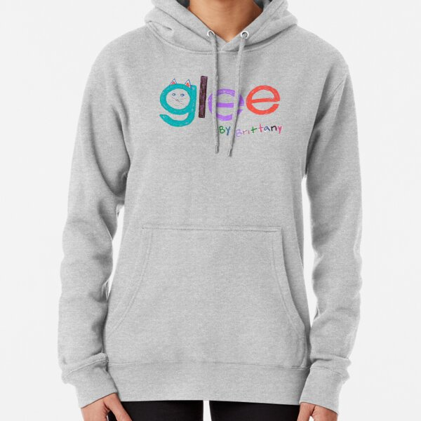 Glee by Brittany  Pullover Hoodie