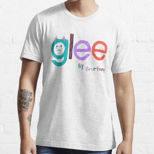Glee por Bretaña Camiseta esencial