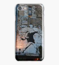 banksy iPhone Case/Skin
