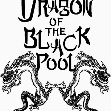 Dragon of the black pool by Edge1989uk