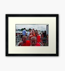 The Students Framed Print