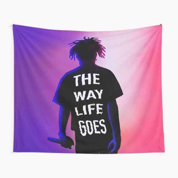 The way life goes Tapestry