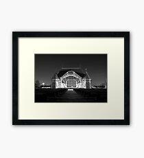 Lake Harriet Bandshell Framed Print