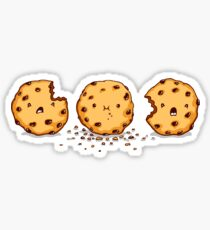 Cannibalism | Cute Cookie Sticker