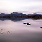 Milarrochy bay by Grant Glendinning