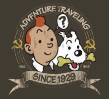 Adventure Traveling Since 1929
