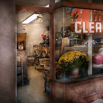 Cleaner - NY - Chelsea - The cleaners by mikesavad