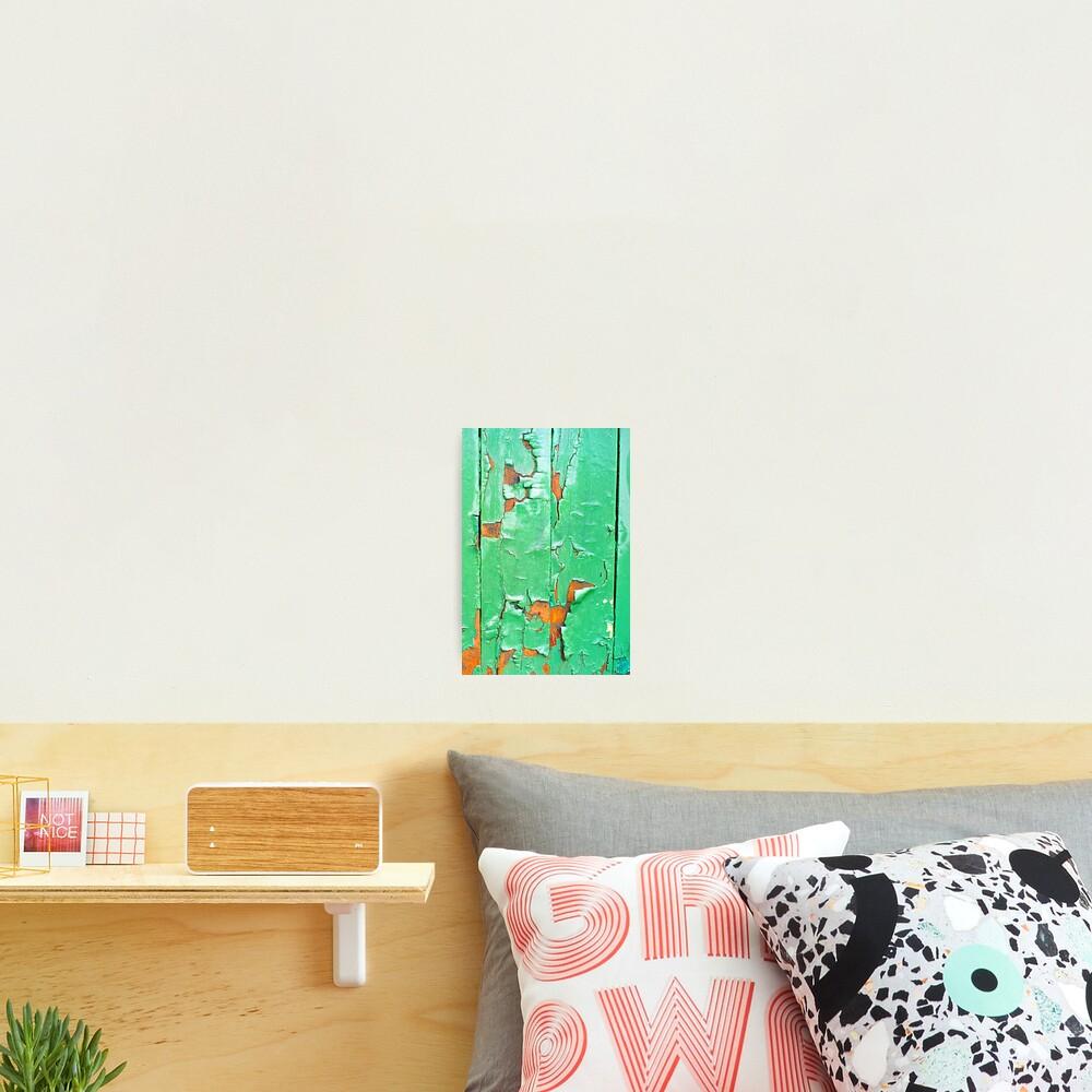 """""""The Green Door"""" Photographic Print"""