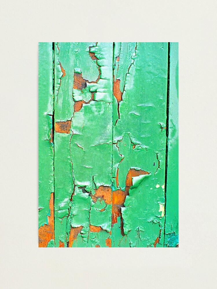 "Alternate view of ""The Green Door"" Photographic Print"
