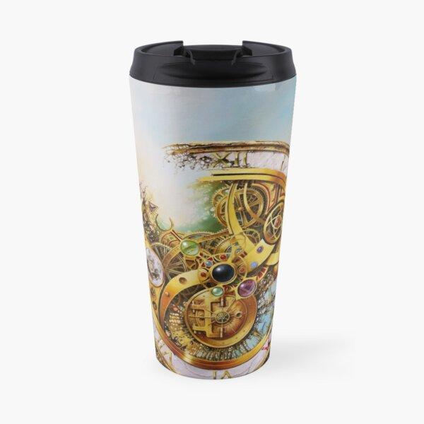 MYSTERY OF TIME Travel Mug