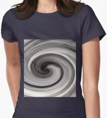 Coffee n Cream............. Women's Fitted T-Shirt