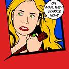 «Buffy Pop Art» de Tom Trager