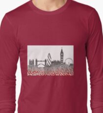 Remember ( London poppies) T-Shirt
