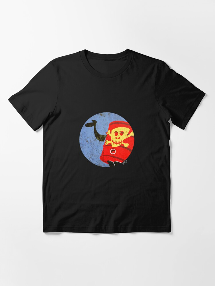 Alternate view of Corchem Man in a Circle Essential T-Shirt